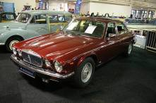 Pristine Daimler Double Six for sale just under EUR 10000.