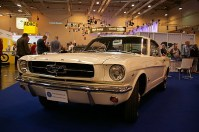 Celebrating 50 years Ford Mustang