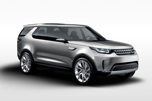 Land Rover Discovery Vision (1)