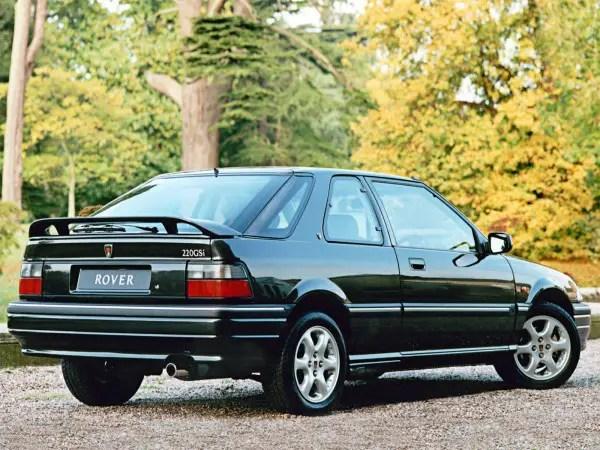 Rover GTI