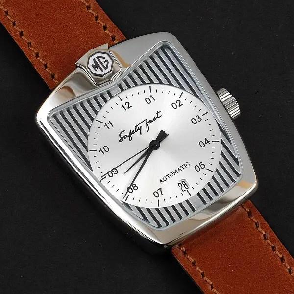 Motoring Classics MeisterSinger MG watch