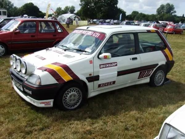 Editor's Choice car of the show. It's, er, my era...