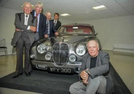 CMC - Ian Callum's Jaguar Mk2.3