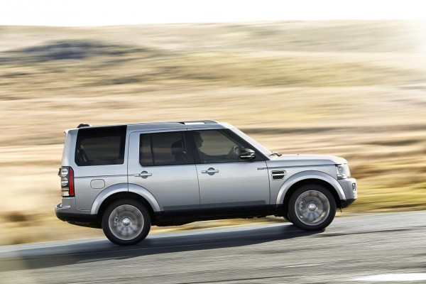 Discovery 4 - in many ways it's 'spot the difference' - but reliability is much improved over the 3...
