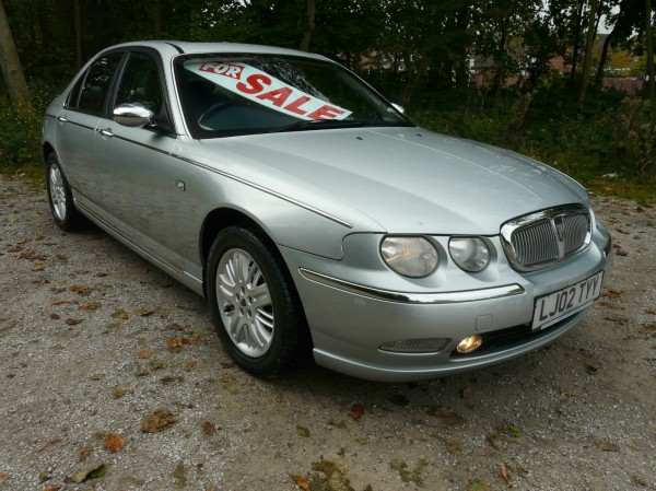 A thing of the past? Will dealers just give up on the likes of elderly Rover 75s?