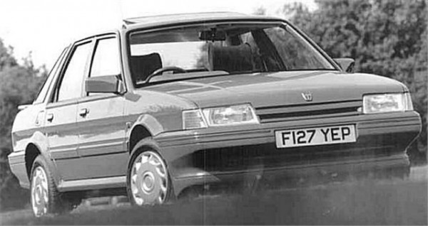 The facelifted model for the 1989 model year put right many of the wrongs of the Montego - but it was too late to make an impact or significantly boost the models credibility.