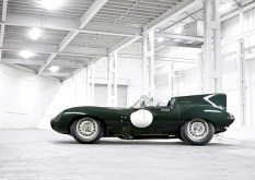 Jaguar Heritage's 1955 Jaguar D-Type
