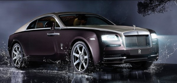 The recently introduced Wraith has seen Rolls-Royce attract new customers from across the globe