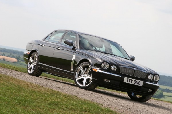 XJR Portolio - once a near-£100k car, but very soon it'll be in the banger car parc - and at risk of road tax-induced early death...