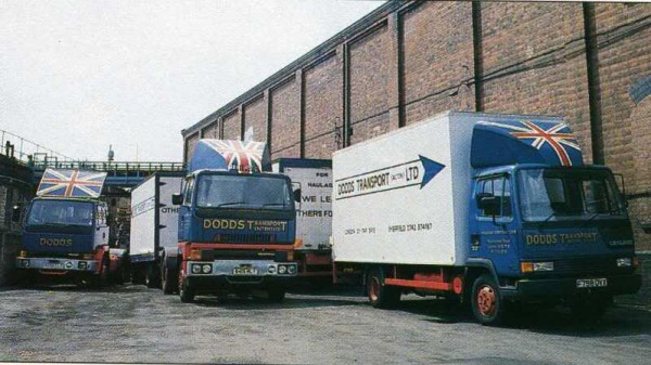Roadrunner sat well in the T45 family and by 1986 Leyland had a range of trucks that spanned 6 to 300 tonnes - a feat that was matched by no other manufacturer.