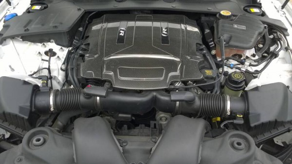 The UK produced V8 features a twin vortex supercharger and 550Ps. The progress can only be described as alarming!