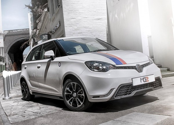 MG3 has given the brand's sales a much-needed boost
