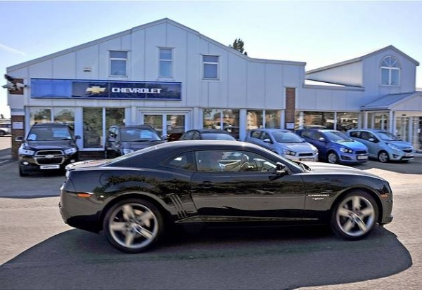 WH Brand in Lincolnshire was once one of Chevrolet's strongest dealers (as well as MG Rover's)...