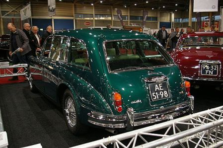 1962 Jaguar MkII County