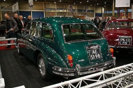1962 Jaguar MkII County