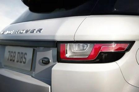 MY16 Range Rover Evoque