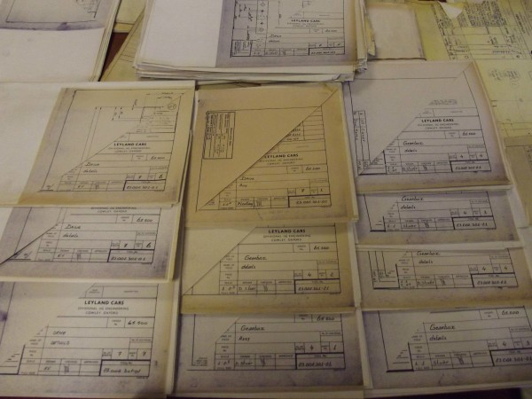 Plus, a full set of factory layout plans