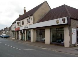A.E. Wilcox and Son's premises in 2005