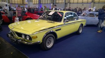 Not BLARG but I adored this 1973 BMW 3.0CSL and would have taken it home in a heartbeat