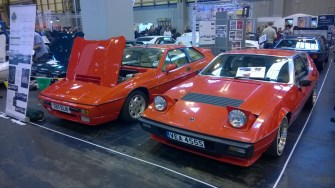 Fantastic plastic - an Excel and Elite. The latter was the first car I ever went over the magical ton with