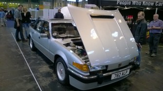 An almost concourse SD1 Vitesse
