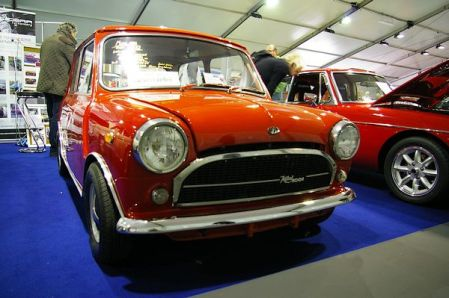 Innocenti Mini 1001, on offer for €13.800