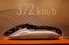 Mercedes W25 record car