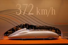 Mercedes W25 record car