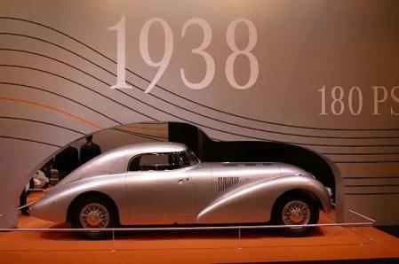 Mercedes 540K