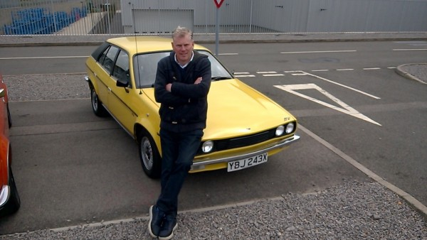 Kevin Davis and his one off homage to Leyland's tuning division - The Princess ST