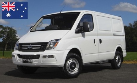 LDV launched in Australia in 2013, marking a return to right-hand-drive production