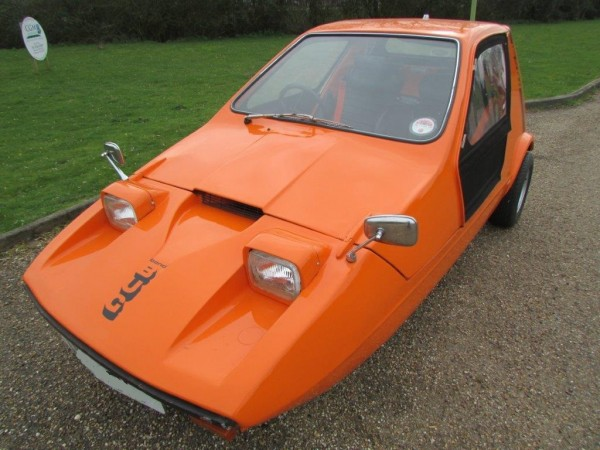 A pair of Bond Bugs are bound to get plenty of attention at the sale