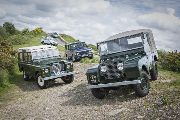 Fancy a drive in this little lot?