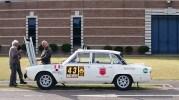 Wonderful Triumph long distance rally car