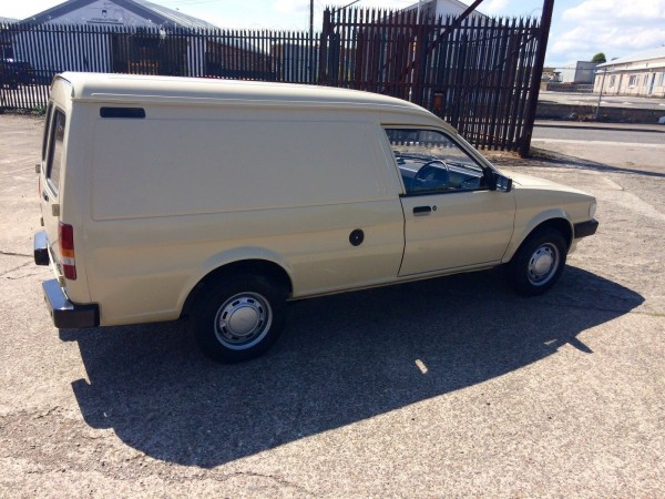 It's a humble Maestro van - so what on earth is it worth?