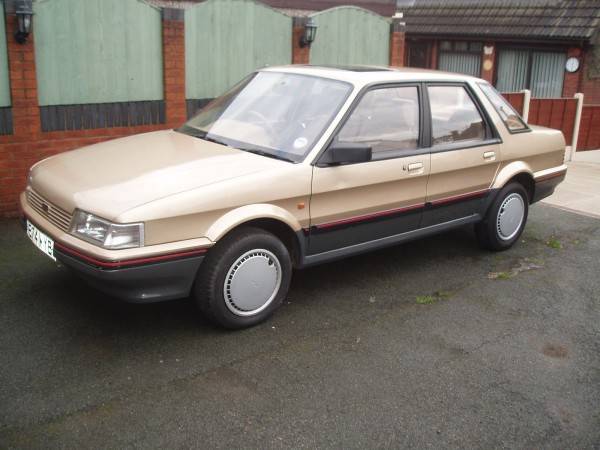 This 1987 1.6L has just 17,000 miles on the clock and is up for £1700