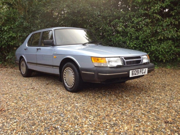 Possibly the most loved teacher at my upper school, Mr Hill, drove one of the worlds most loved cars - the SAAB 900.