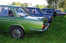Simca 1501 and Talbot Tagora