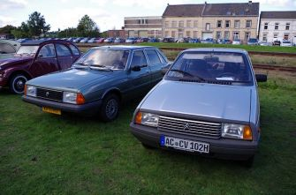 Citroen Visa and Talbot Solara