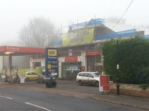Robinsons new venture gets underway and conversion work is in progress