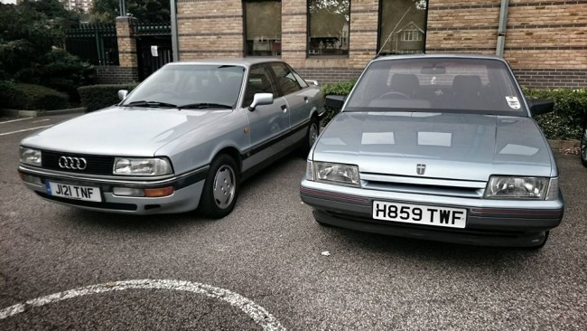 Audi and Montego