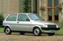 1980 saw the arrival of BL's British car to beat the world - The Mini Metro.