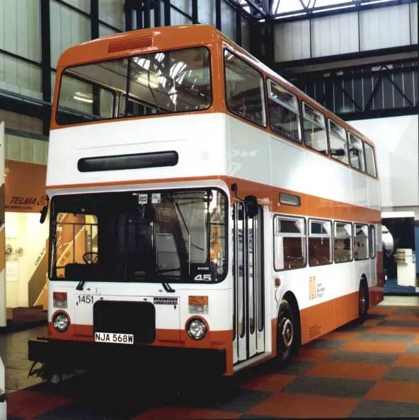 35 Years Of The Leyland Olympian   AROnline
