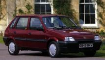 Rover Metro - 25 years old in 2015