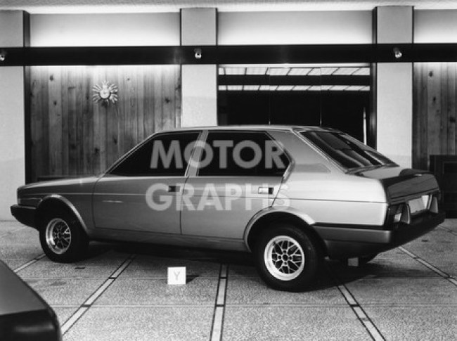 Pininfarina version of the Triumph SD2 was stylish, although it carried little over from either the Rover SD1 or the Dolomite it was set out to replace.