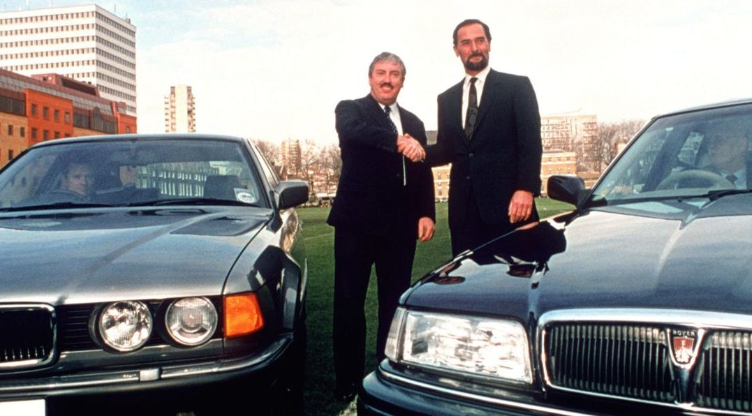 Essay : Rover vs BMW - the end of the road