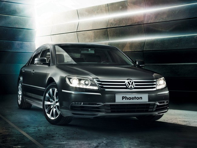 After 17 years Volkswagen are killing off the Phaeton. A point in case that image indeed... everything.
