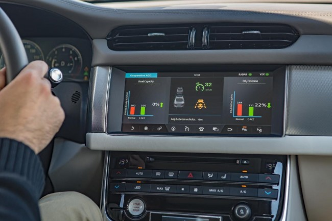 JLR Driving Towards Autonomy - Amsterdam 2