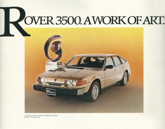 Rover SD1 NAS (USA)
