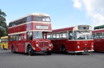 Devon General AEC Regent and Reliance